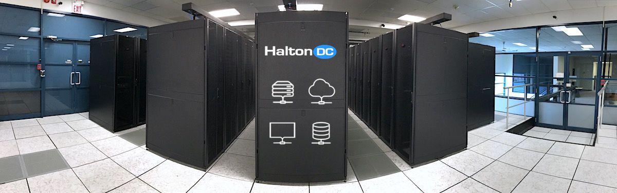 Halton Data Center Computer Room